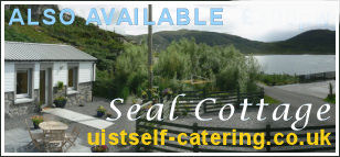 Seal Cottage - Uist self catering